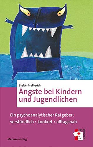 Ängste bei Kindern Ratgeber MabuseVerlag